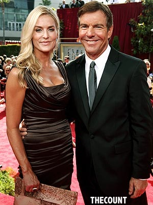 dennis quaid 300 Dennis Quaid: ENOUGH! I Want A Divorce!