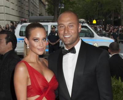Hannah Davis engaged to Derek Jeter?