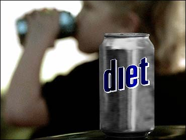 dietsodadrinker1 Diet Drinks Cause Depression Says New Study