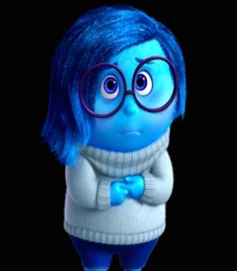 disney sadness doll suicide