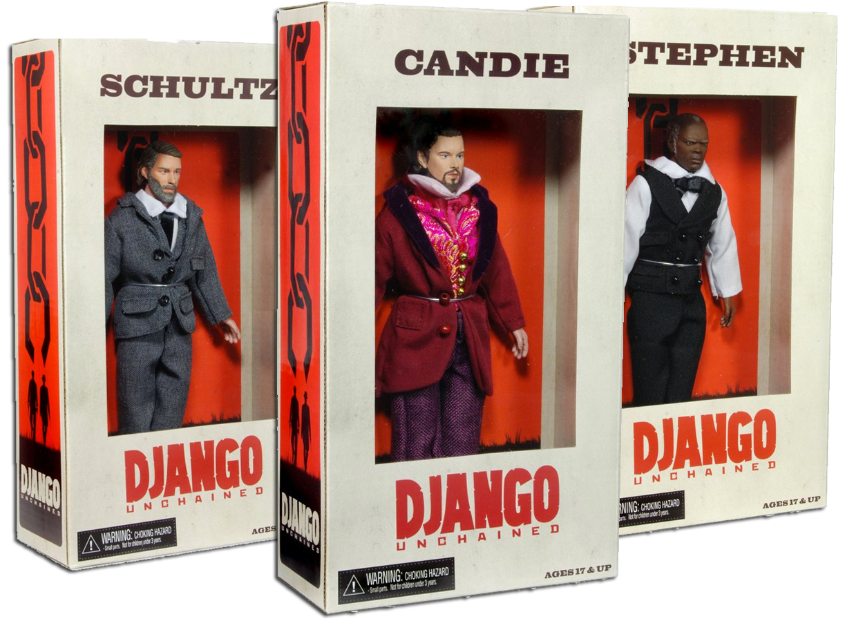 djangotoys1 New Slave Trader Action Figures Causing Uproar