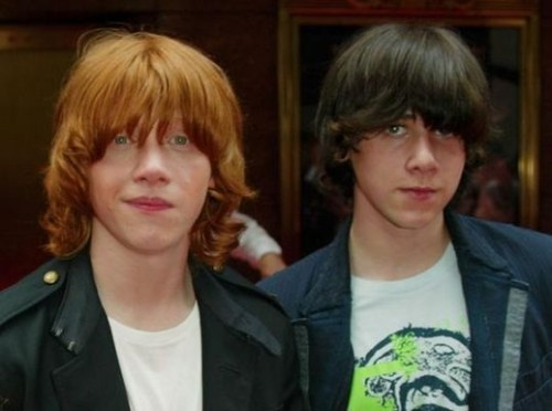 Rupert Grint S Younger Brother James