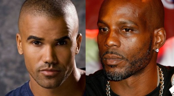 Shemar Moore and DMX are both 43.