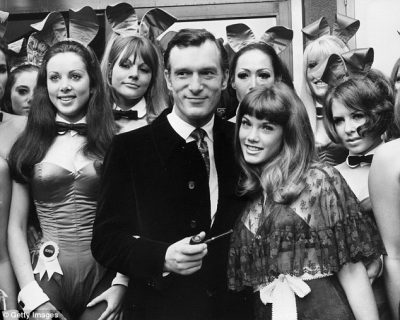 docu-series King of the Bunnies Hugh Hefner