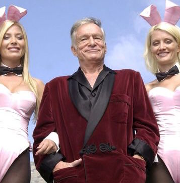 docu-series King of the Bunnies Hugh Hefner amazon