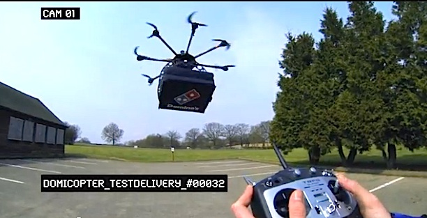 dominos helicopter 2