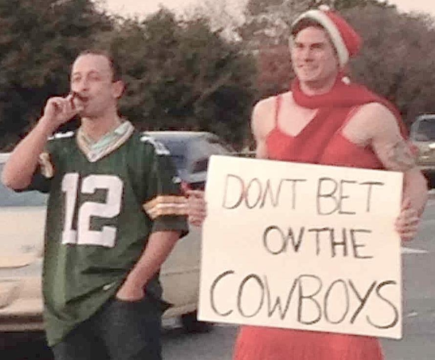 dont bet on the cowboys1 Dallas Cowboys ROBBED After Bizarre CLOCK ERROR