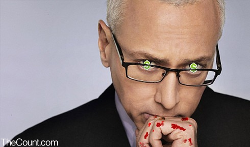 dr drew blood 1 Celebrity Rehab Complete Chronological Cast List 5 DEAD PATIENTS AND COUNTING