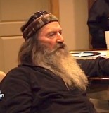"""""""I Stand With Phil"""" Website Launches Petition to Reinstate Duck Dynasty Dad"""