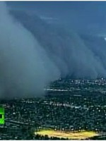 dustcloudaz 150x200 Video: 10,000 Ft Tall Creepy Dust Cloud Eats Phoenix, AZ