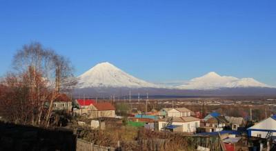earthquake Yelizovo Russia