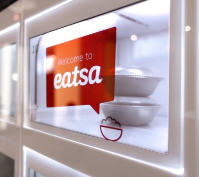 eatsa SAN FRANCISCO 41 400x357 Fully Automated Restaurant Opens In San Francisco, Not A Human In Sight