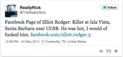 elliot rodger crush twitter 2