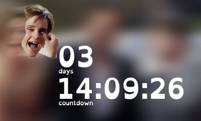 emma watson countdown