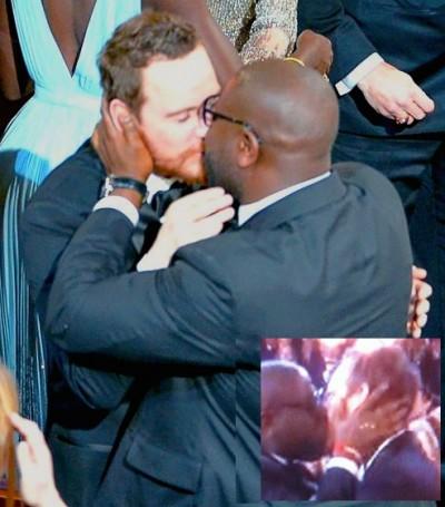 fassbender mcqueen kissing