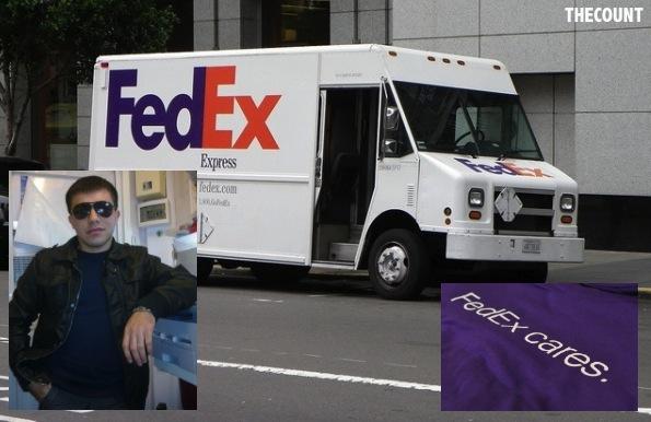 fedex van Utah Man Fired By FedEx Over Accent