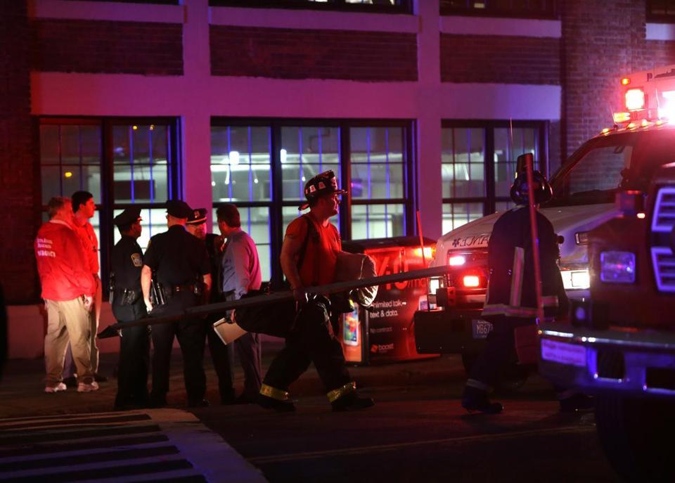 fenway elevator accident