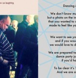 finddancingman 3 155x160 Dancing Man GoFundMe Page Raises More Than $30,000 For Dance Party Of A Lifetime
