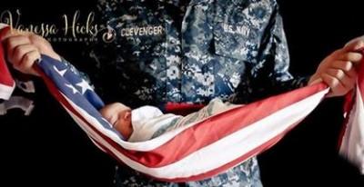 flag baby 2