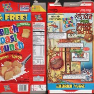 french toast crunch 190x190 7 Fun Foods Banished   Do You Remember Them?