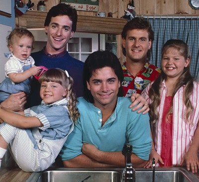full house cast stamos