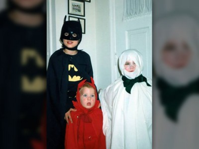 funny now and then family photos 23