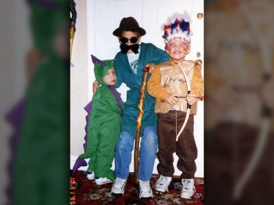 funny now and then family photos 25