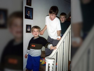 funny now and then family photos 27
