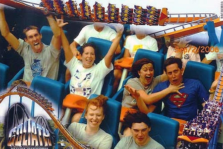 funny roller coaster photo Greatest Ever Roller Coaster Auto Photo Moments