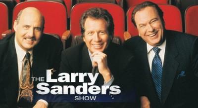garry Shandling Larry Sanders Show