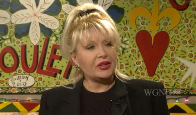 gennifer1 Remember Gennifer Flowers? Shes Back!