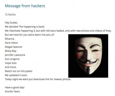 hackers thefappening