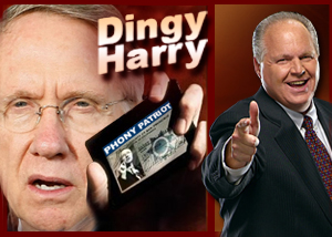 harry reid rush limbaugh 5