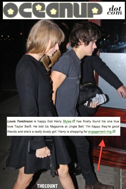 haylor hand hold 3 0 OceanUP: Harry Styles Shopping For Taylor Swift Engagement Ring