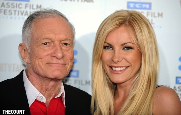 hef crystal Hugh Hefner Back On The Crystal