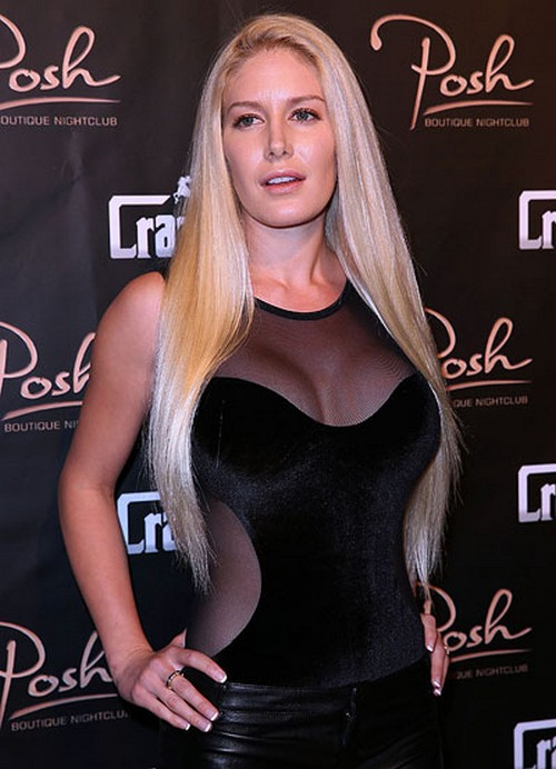 heidi montag Celebrity Plastic Surgery Before And After DISASTERS
