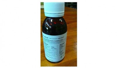herbal cough syrup morphine