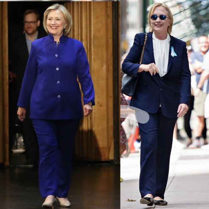 Hillary Clinton Body Measurements Height Weight Bra Size ... |Hillary Clintons Body