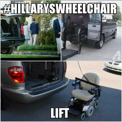 hillary wheelchair