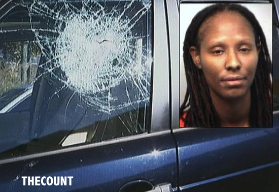holdsclaw lacy range rover MUGSHOT: Olympic Gold Medalist WNBA Chamique Holdsclaw Arrested
