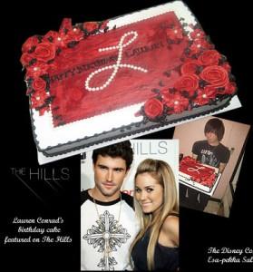 L.C.'s cake