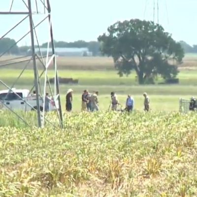 hot air balloon crash tx