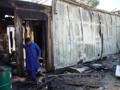 houston mosque fire Gary Nathaniel Moore