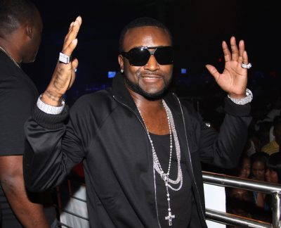 ATLANTA - OCTOBER 10:  Shawty Lo attends the Corner Store Magazine launch & BET Hip Hop Awards after party at Club Obsession on October 10, 2009 in Atlanta, Georgia.  (Photo by Johnny Nunez/WireImage)
