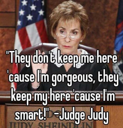 how to get on judge judy letter