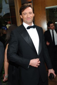 hugh jackman at mortons1 199x300 Sexiest Man Alive to Host Oscars