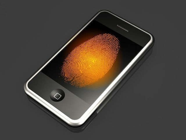 iPhone-fingerprint