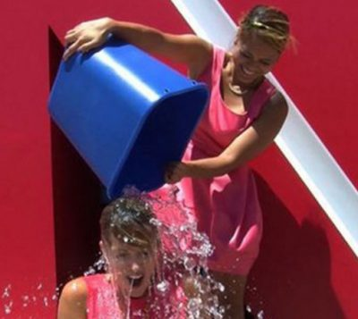 ice bucket challenge videos 400x357 Ice Bucket Challenge Credited With ALS BREAKTHROUGH!