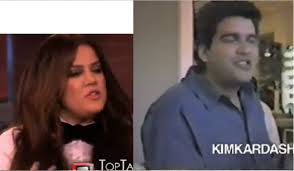 Alex Roldan Is Kris Jenner S Hairdresser Of More Than Thirty Years He Has A Shocking Resemblance Both Ago And Today To Khloe