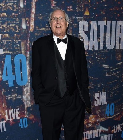 is chevy chase sick snl-40